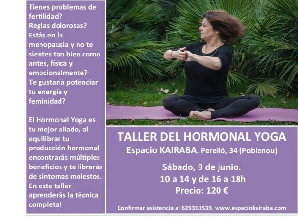 Taller del Hormonal Yoga